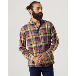 Camisa cuadros Altonadock